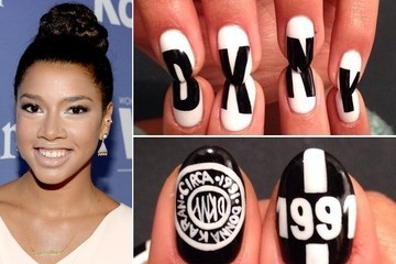 Come See Hannah Bronfman's NYFW-inspired Nails