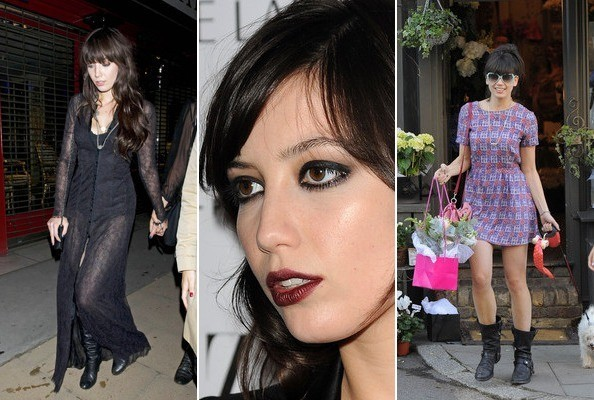 Daisy Lowe Loves the '90s