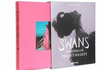 StyleBistro STUFF: SWANS Coffee Table Book