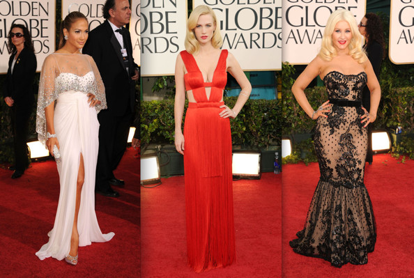 Best and Worst Dressed at the 2011 Golden Globes