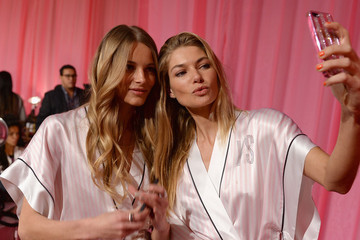 Sneak Peek: Backstage at the Victoria's Secret Fashion Show