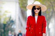 What to Wear: With Red