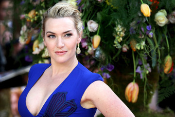 Kate Winslet's Stylish Chignon