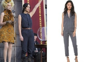 What to Wear: Hunger Games Catching Fire Opening Weekend