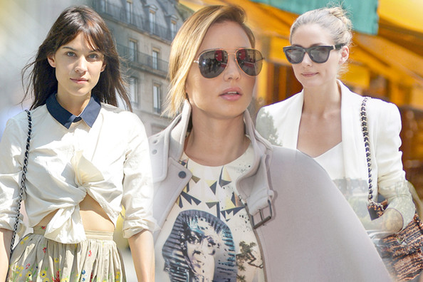 The 25 Street Style Queens of 2013
