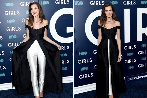 Look of the Day: February 3rd, Allison Williams