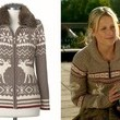 Mamie Gummer's Reindeer Sweater on 'Emily Owens, M.D.'