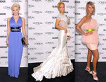 Best and Worst Dressed Glamour's 2009 Women of the Year Awards