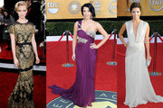 Best and Worst Dressed at the 2011 Screen Actors Guild Awards
