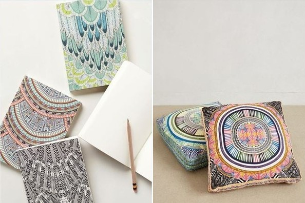 Mara Hoffman Branches Out Into Home Decor For Anthropologie