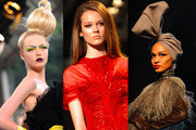 The Best of Beauty at Haute Couture Fall 2010