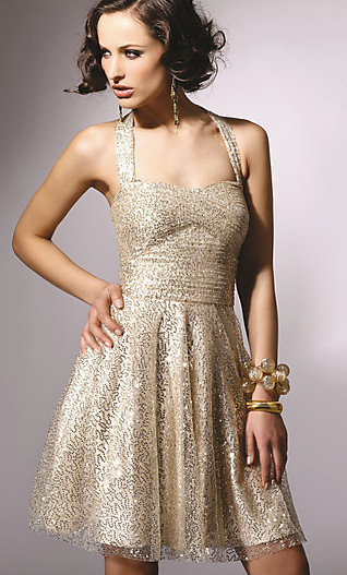 Gold Prom Dresses - Cheap Prom Dresses - Livingly