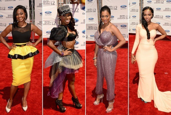 Best and Worst Dressed - The 2012 BET Awards