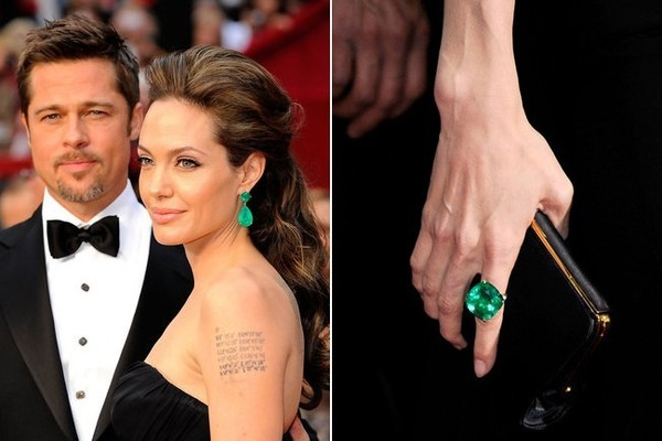 Angelina Jolie: $3.5 million