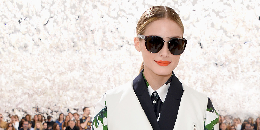 picture Olivia Palermo Shows Us All The RIGHT Way To Wear A Tuxedo