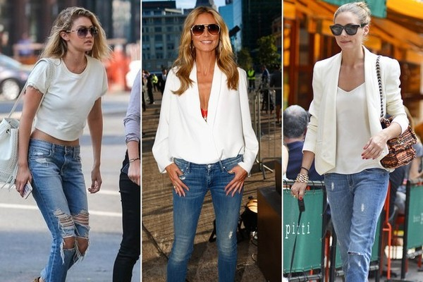 How to Wear Ripped Jeans All Summer Long