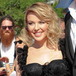 Hot or Not: Kylie Minogue's Sheer Corset Gown