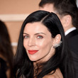 Liberty Ross' Tousled Waves and Rosy Lids