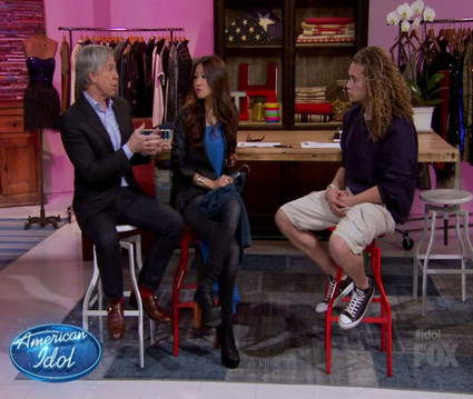 'American Idol' Launches Kohl's Clothing Line