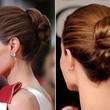 Angelina Jolie's Variation on a Bun
