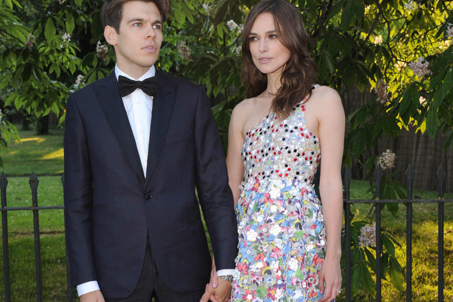 Keira Knightley's Whimsical Dress