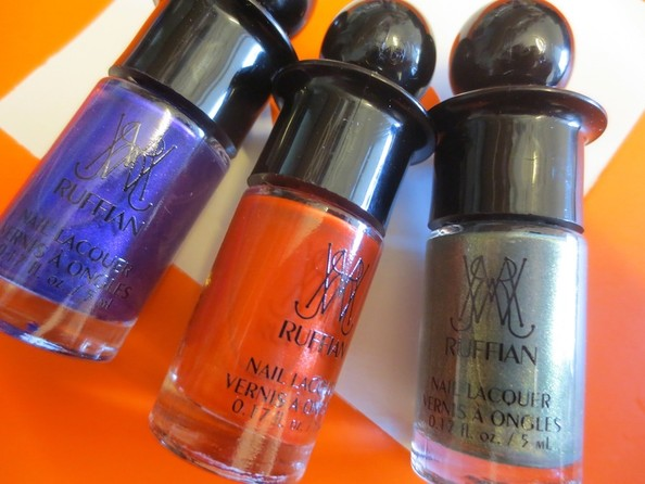 Amazing Nail Collab Alert: Birchbox + Ruffian's New Lacquers Are Here!