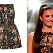 Demi Lovato's Floral Dress on 'The X Factor'