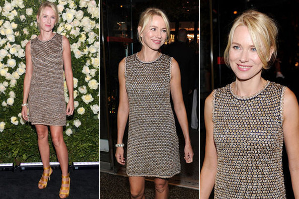 Look of the Day: Naomi Watts in Chanel