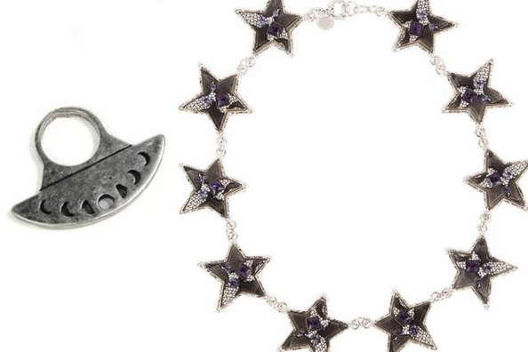 Moon and Star Jewelry: Our Ten Favorites for Summer