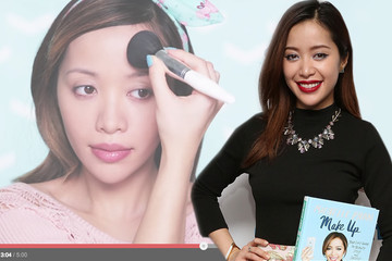 Michelle Phan's Five-Minute Beauty Routine