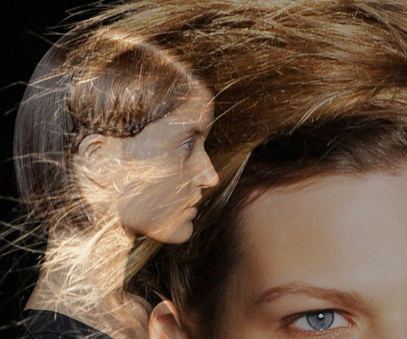 The Best of Runway Hair, Spring 2013