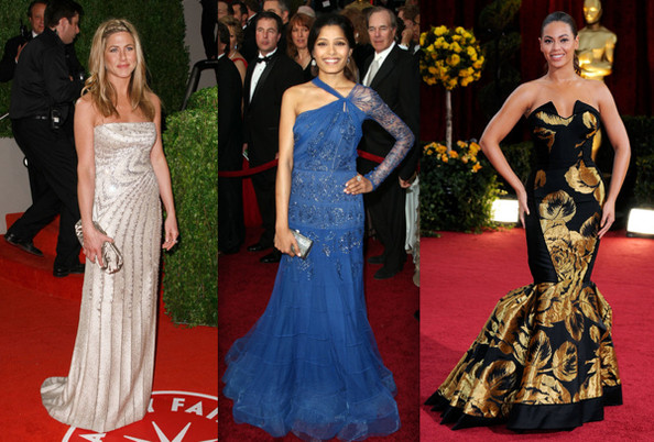 Best and Worst Dressed at the 2009 Academy Awards