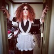 Kelly Osbourne as Magenta From 'The Rocky Horror Picture Show'