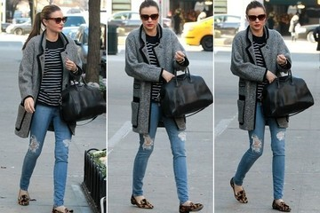 Miranda Kerr's New York State of Mind