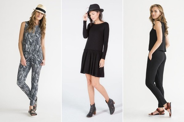 This Eco-Conscious Clothing Line Makes Getting Dressed Easier Than Ever