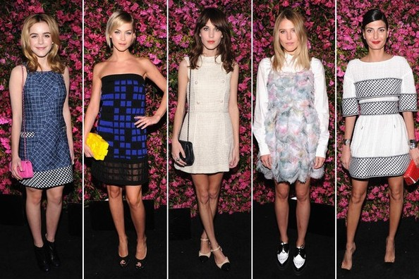 Best Dressed at Chanel's Tribeca Film Festival Artists Dinner