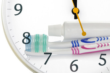 Tuesday Tip: Why When You Brush Your Teeth in the Morning Matters