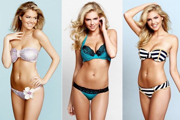 Shop Kate Upton's Favorite Beach Bunny Bikinis