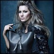 Gisele Turns Up the Volume