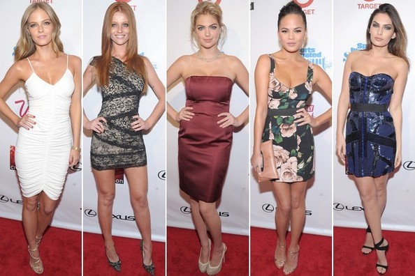 Sports Illustrated's Swimsuit Issue Models Launch Party 2013
