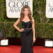 Sarah Hyland at the 2013 Golden Globes