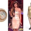 Brooke Burke Charvet's Gold Dress on 'Dancing with the Stars'