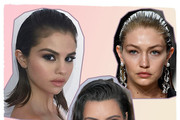 The Best Celebrity Wet-Hair Styles
