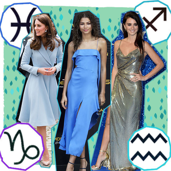 These Are Your Celebrity Style Muses, According to Your Zodiac Sign
