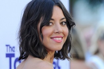 Aubrey Plaza's Hair Transformation