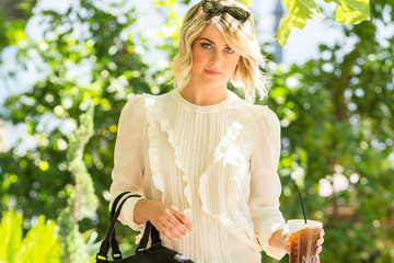 Julianne Hough's Tough, Boho Look