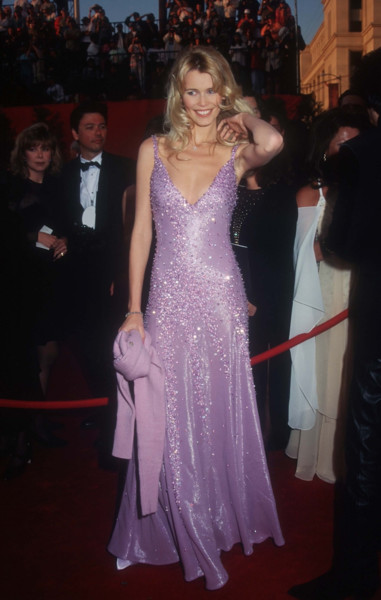1992-1997 Trend: Purple Gowns