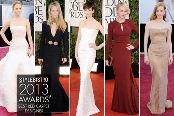 StyleBistro Awards 2013: Cast Your Vote for Best Red Carpet Designer of the Year