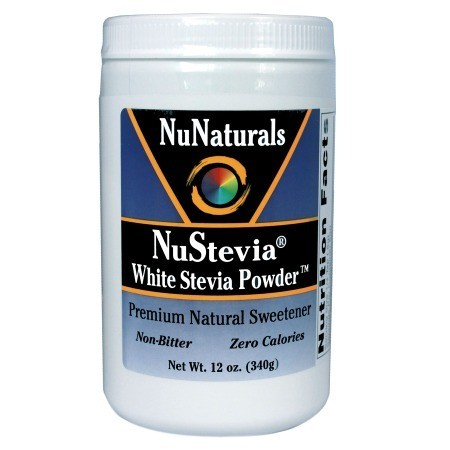 NuNaturals White Stevia Powder, $23, at walgreens.com