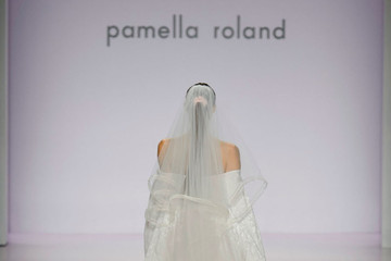 Pamella Roland Unveils First Bridal Collection, The Latest in Rockstar Fashion Collabs and More